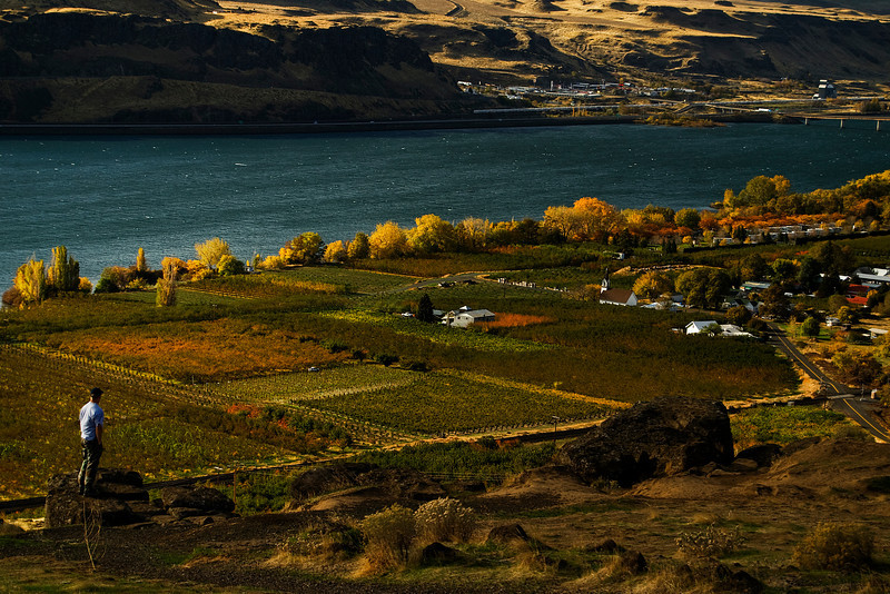 Maryhill, Washington, Columbia River Gorge.