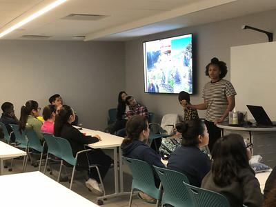 Sharpstown International School 2020 Field Trip