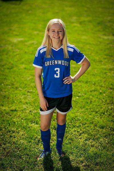 Callie Soccer 2017