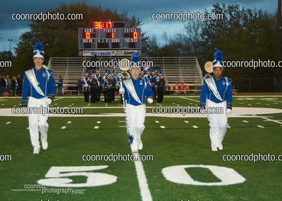 QHS 2012 Football Senior Night