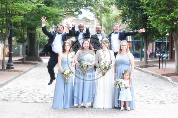 A-Team Wedding