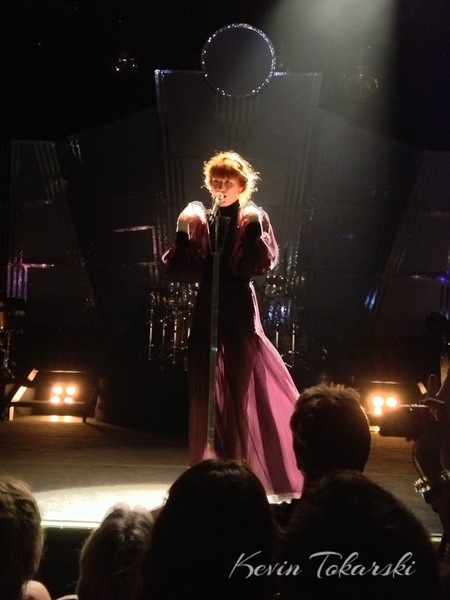 Florence and the Machine 2012