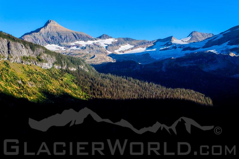 Blackfoot Glacier Glacier National Park