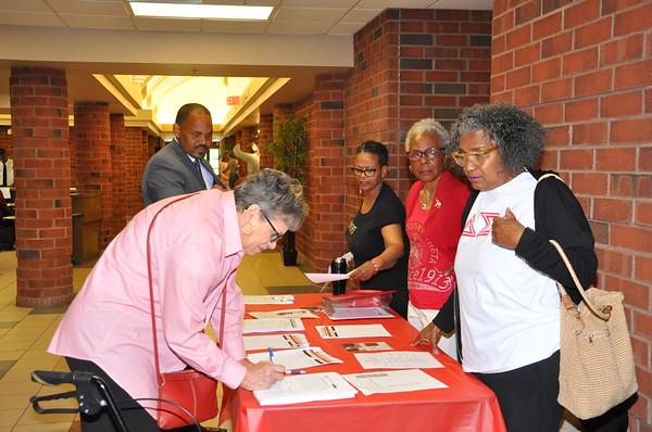 Detroit Deltas 2018 Senior Health Fair