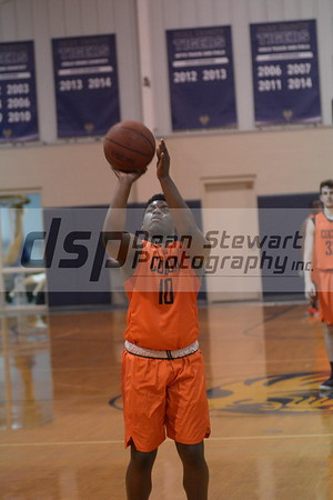 JV Basketball 12-8-18
