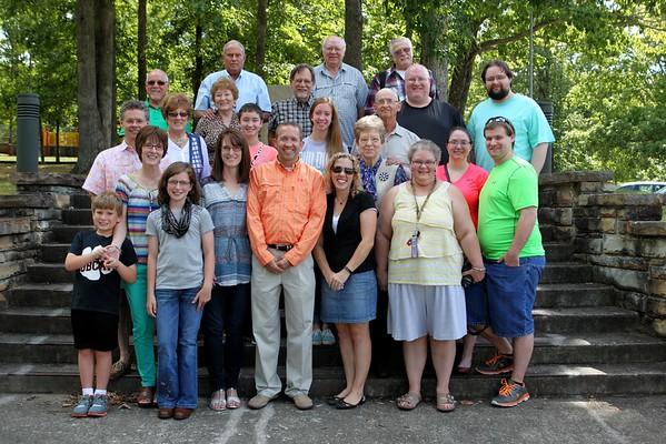 2015 Hester Family Reunion