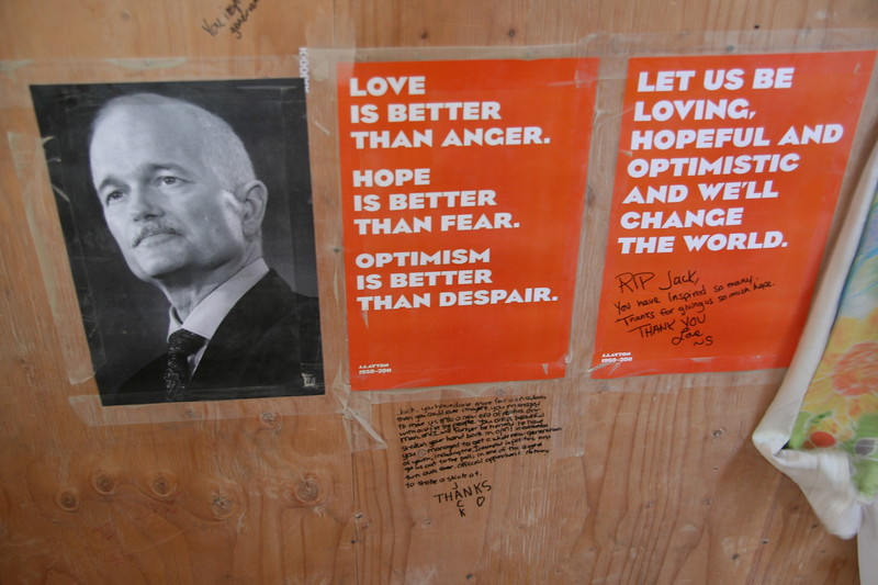 Love is better than anger.  Hope is better than fear.  Optimism is better than despair.