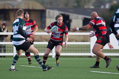 Cheltenham Rugby V Bristol Saracens - 1st February 2020
