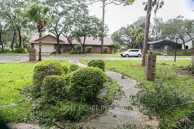 Post-Hurricane Irma at Wekiva Cove