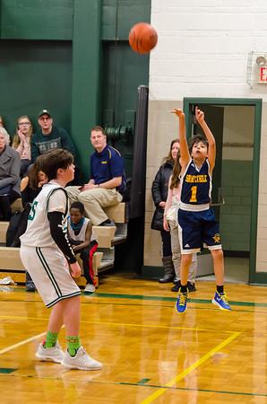 Boys 7Th Grade 2017-18 Basketball Season