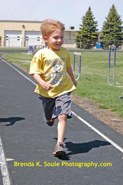 1 Mile Kids Fun Run