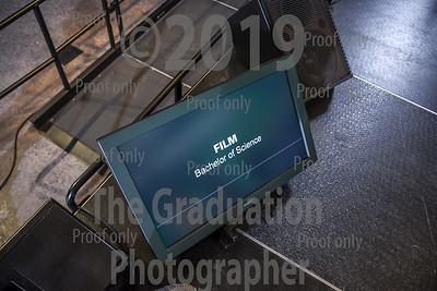 Film Grads Walking May 31st 2018