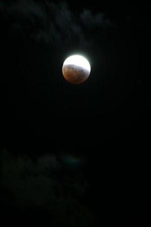28/8/07 Lunar Eclipse