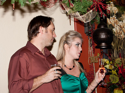 2010 Ruth and Justin Filley Christmas Party