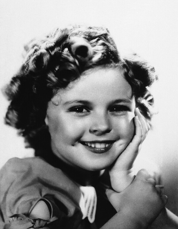 . 1939 Rose parade grand marshal, Actress Shirley Temple. (AP Photo)