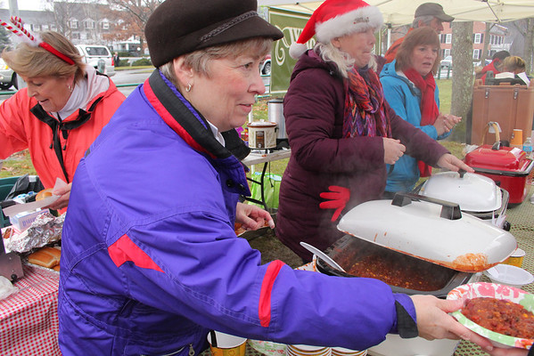 Wassail Parade and Events