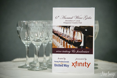 Young Professionals Wine Gala 12-2-16