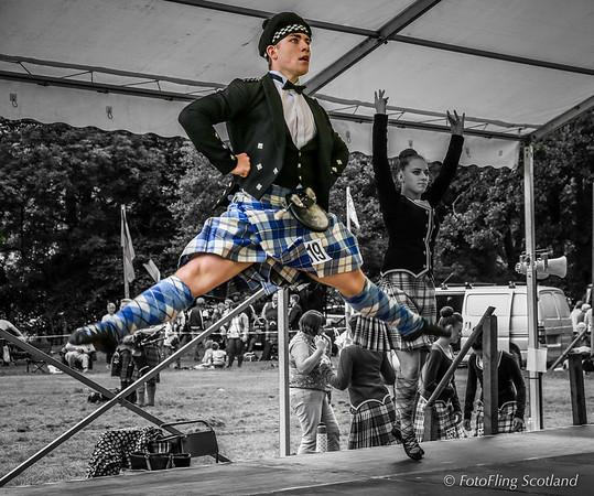 The 2016 Lochearnhead Highland Games