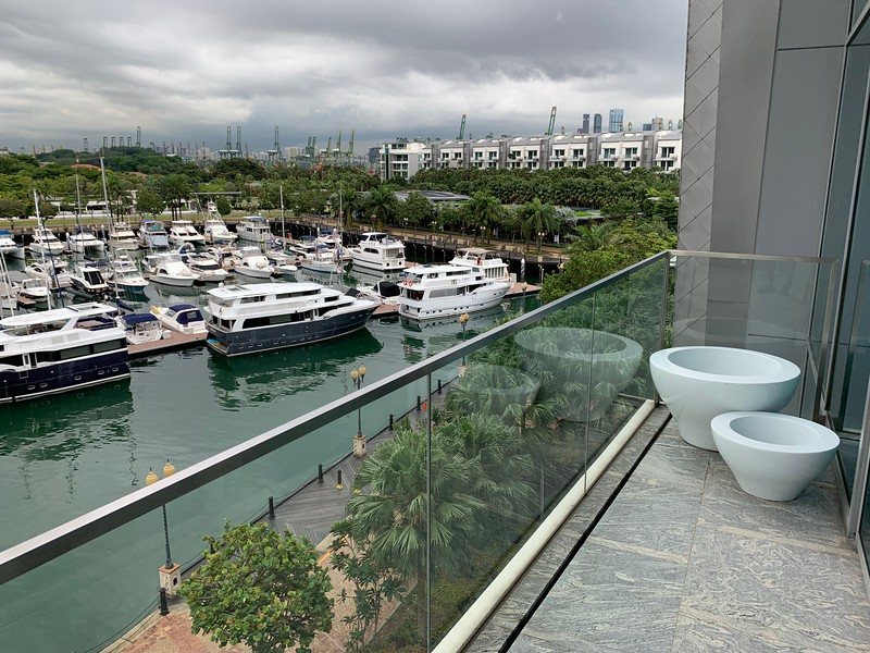 Marvelous Suite with Marina View