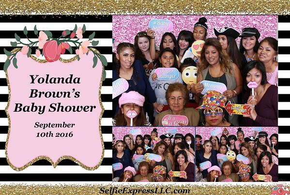 Yolanda's Baby Shower