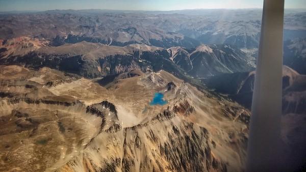 Flying Colorado