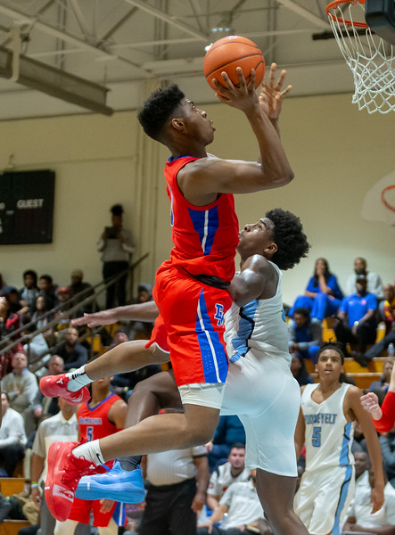 Prince George's County Basketball: DeMatha Catholic vs Eleanor Roosevelt