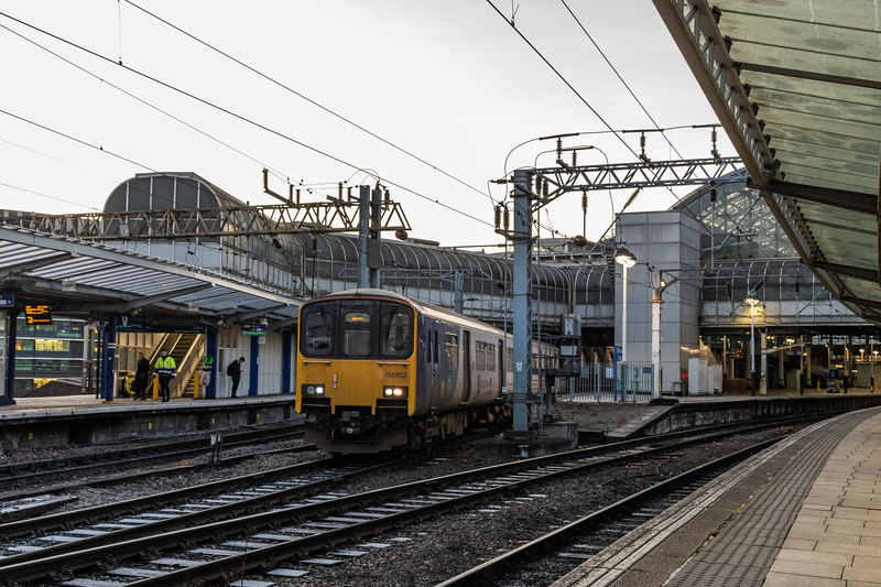 150102 (Northern), Manchester Piccadilly