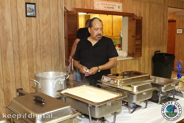 Pastor Wife 26th Anniv_Mens Breakfast