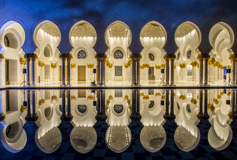 Sheikh Zayed bin Sultan Grand Mosque, Abu Dhabi (93)
