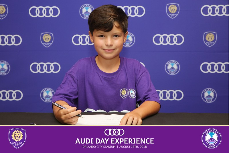 8-18-18 Audi Day Experience