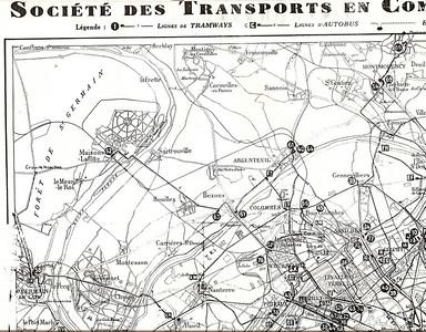 Tramways et Omnibus
