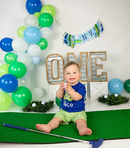 Hole in One 1st Birthday