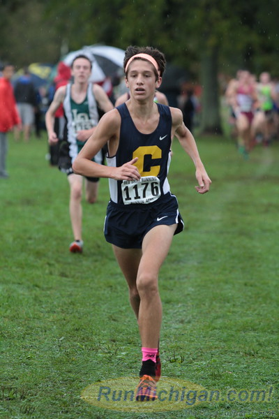 Featured - 2018 Oakland County Cross Country Championship