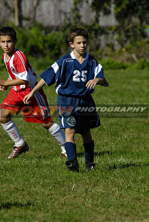 (U11 Sun)  Mannorville Mad Dogs vs. Cold Spring Harbor Sackers