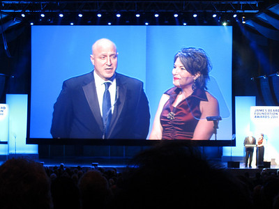 James Beard Foundation Awards 5.9.2011