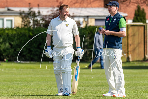 Kidderminster Cricket Club 4th XI vs Rushwick Cricket Club 2nd XI 17/04/21