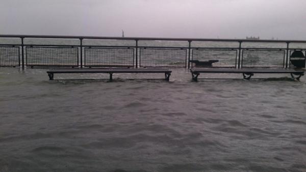 Hurricane Sandy NYC 2012