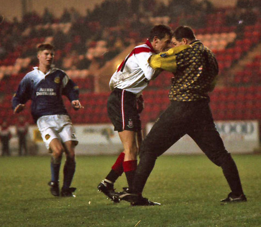 Airdrieonians 1996-97
