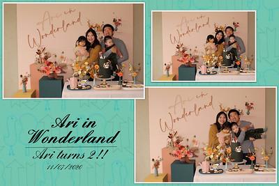 Ari in Wonderland 11.07.20