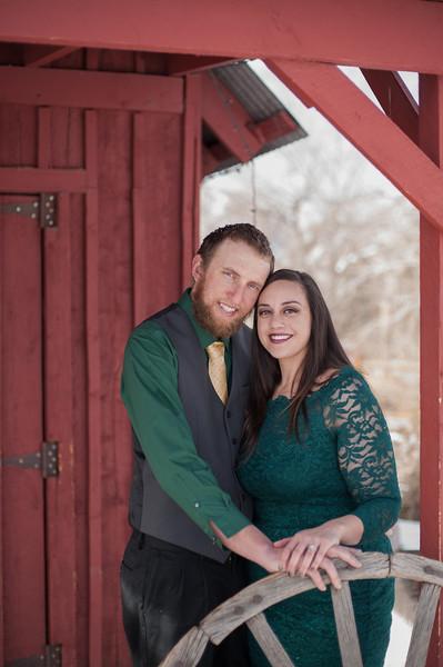 The Engagement of Jillian & Kirk