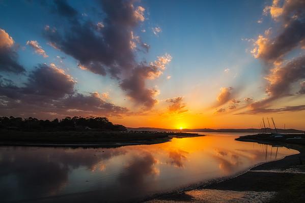 Morro Bay, Los Osos, and Big Sur