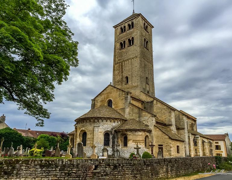 Historic 11th century Romanesque Church