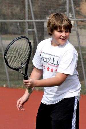 SHHS Tennis Guys