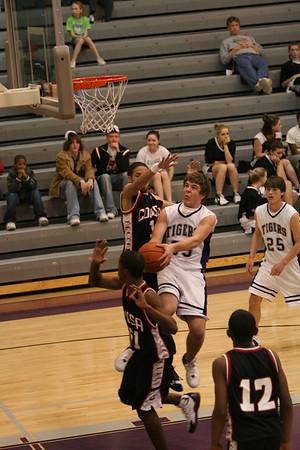 Darlington Boys Basketball 12-16-2005