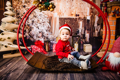 Mela & family - Christmas 2020