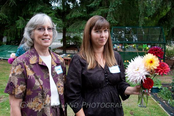 Garden Party Aug 23, 2009