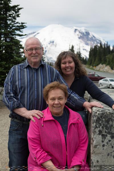 Uncle Charlie & Aunt Bonnie Visit