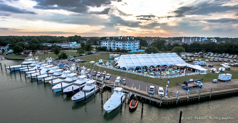 2015 Virginia Beach Billfish Tournament Captains Party