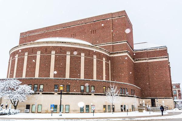 Elliott Hall of Music