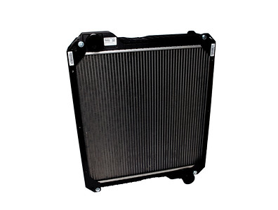 JCB LOADALL 530 SERIES ENGINE RADIATOR (OLD TYPE) 690 X 590MM
